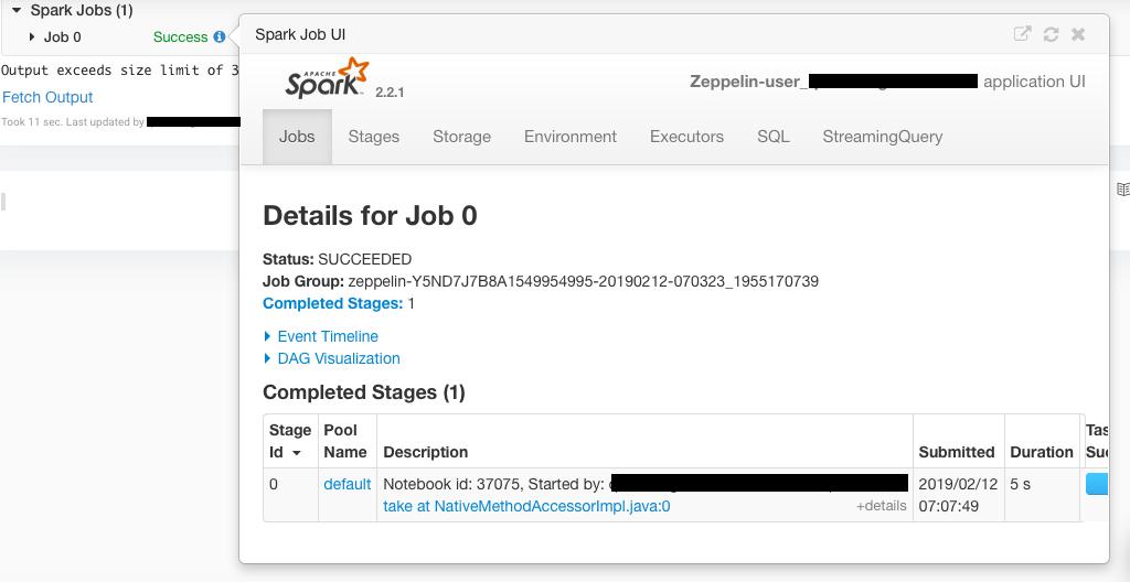 _imagessparkapplicationuipng - Checking On Status Of Job Application