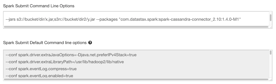 Spark Best Practices — Qubole Data Service 1 0 documentation